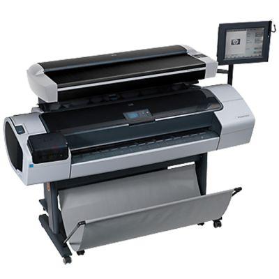 МФУ HP Designjet T1200 HD-MFP CQ653C