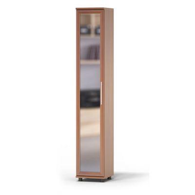 Шкаф Сокол Аркадиа ШМ-24.3 с зеркалом (Испанский орех)