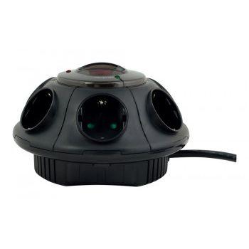 Сетевой фильтр Ippon BU-212B 1.8m (6 oultet) black