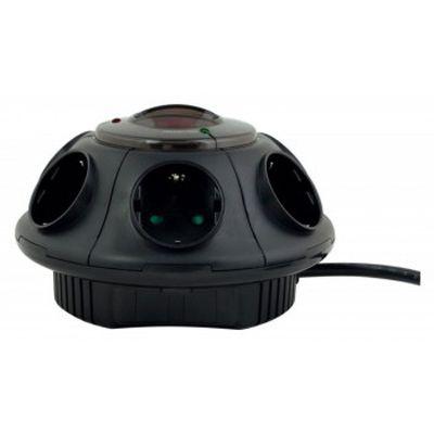 Сетевой фильтр Ippon BU-232B 3m (6 oultet) black