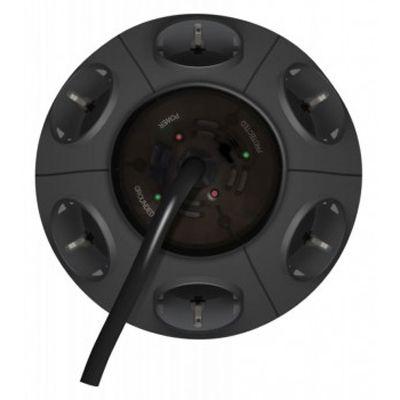 Сетевой фильтр Ippon BU-231GM 3m (6 oultet) grey