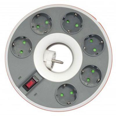 Сетевой фильтр Ippon BD-231W 3m (6 oultet) white