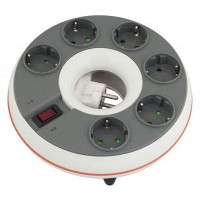 Сетевой фильтр Ippon BD-251W 5m (6 oultet) white