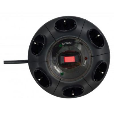 ������� ������ Ippon BU-252B 5m (6 oultet) black