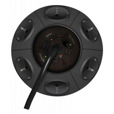 Сетевой фильтр Ippon BU-251GM 5m (6 oultet) grey