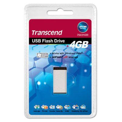 Флешка Transcend 4GB JetFlash T5 TS4GJFT5W
