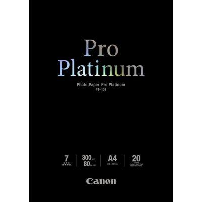 Бумага Canon PT-101/A4/300 2768B016