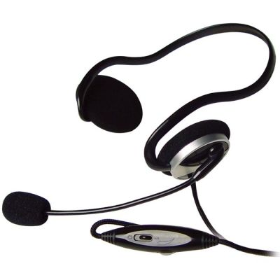 Наушники с микрофоном A4Tech HS-5P