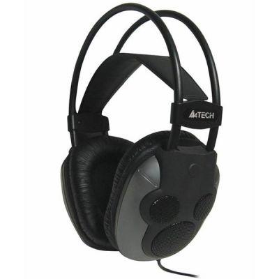Наушники с микрофоном A4Tech HU-510