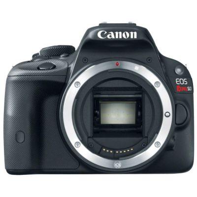 Зеркальный фотоаппарат Canon EOS 100D Body [8576B001]