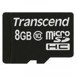 ����� ������ Transcend 8GB microSDHC Class 10 TS8GUSDC10