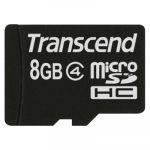 Карта памяти Transcend 8GB microSDHC Class 4 TS8GUSDC4