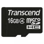 Карта памяти Transcend 16GB microSDHC Class 4 TS16GUSDC4