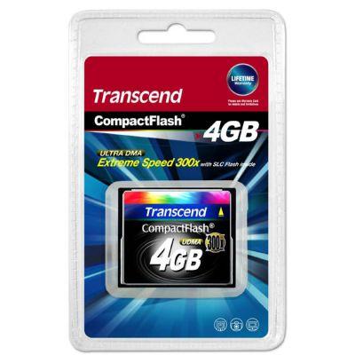 ������ Transcend 4GB CF TS4GCF266