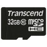 ����� ������ Transcend 32GB microSDHC Class 10 TS32GUSDC10