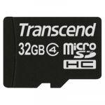 Карта памяти Transcend 32GB microSDHC Class 4 TS32GUSDC4