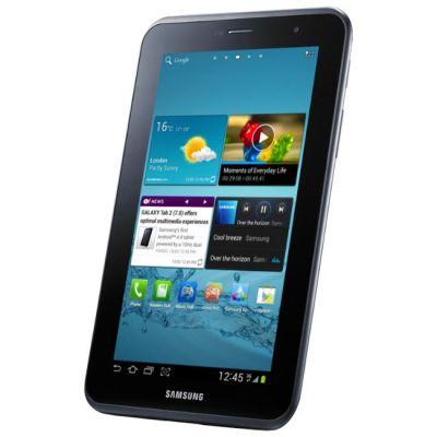 Планшет Samsung Galaxy Tab P3100 16GB 3G (Silver) GT-P3100TSESER