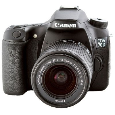 ���������� ����������� Canon EOS 70D Kit 18-55 IS STM