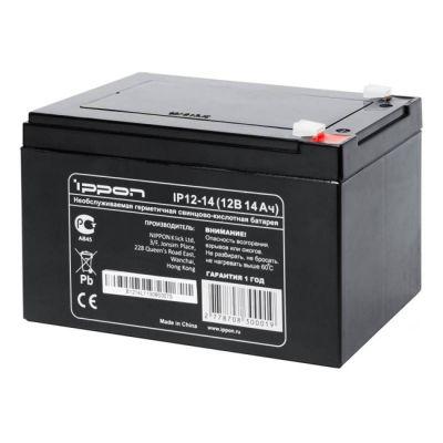 Аккумулятор Ippon IP12-14 12V/14Ah