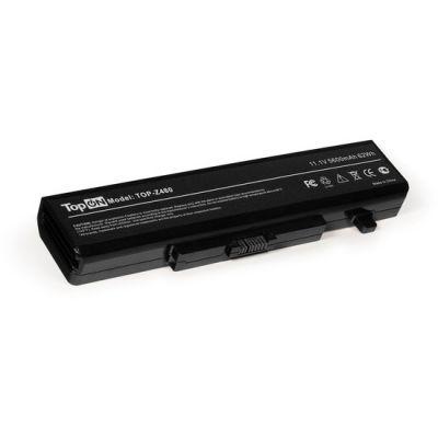 Аккумулятор TopON для Lenovo IdeaPad B480 B485 B580 B585 G480 G485 G580 G585 G780 N581 N586 V480 V580 Y480 Y485 Y580 Z380 Z480 Z485 Z580 Z585 11.1V 4400mAh TOP-Z480