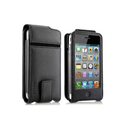 Чехол Belkin для Apple iPhone 4 Black F8Z853cwC00