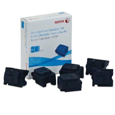 Чернила Xerox Cyan/Голубой (108R01022)