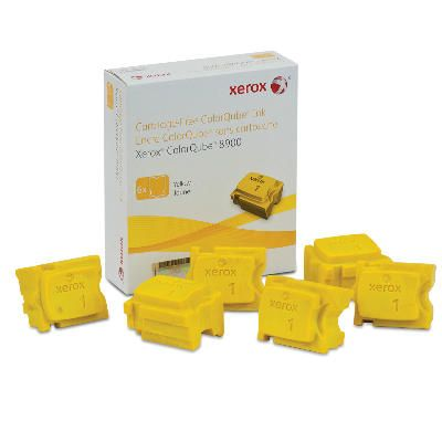 Чернила Xerox Yellow/Желтый (108R01024)