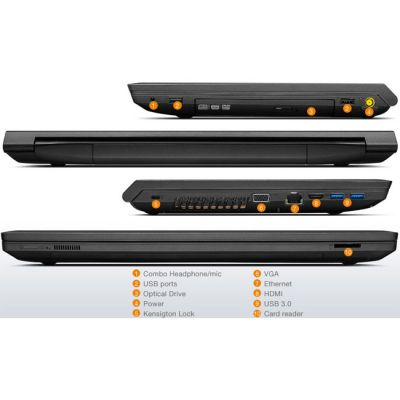 Ноутбук Lenovo IdeaPad B590 59381390