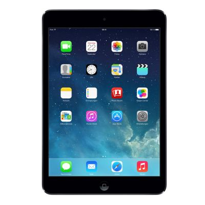 Планшет Apple iPad mini Retina 16GB Wi-Fi (Space Grey) ME276RU/A