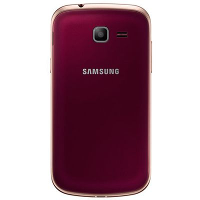 Смартфон Samsung Galaxy Trend Duos GT-S7392 Wine Red GT-S7392WRASER
