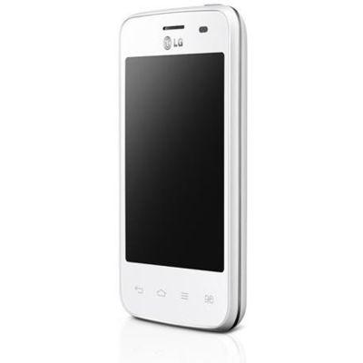 Смартфон LG Optimus L3 II Dual (белый)