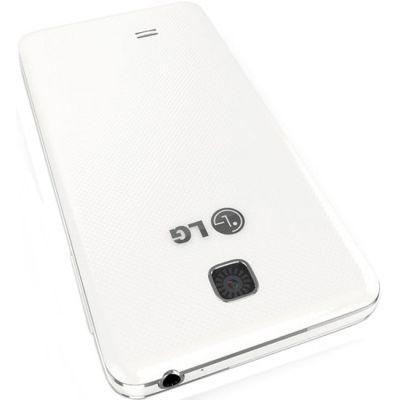 Смартфон LG Optimus F5 4G LTE (белый) P875
