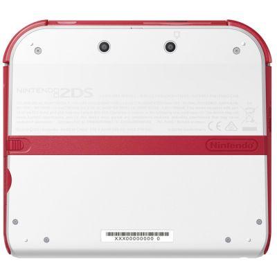 ������� ��������� Nintendo 2DS (White & Red)