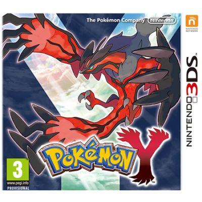 Игра для Nintendo (3DS) Pokemon Y