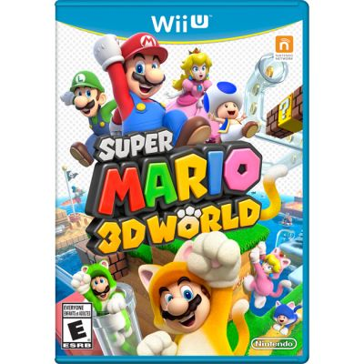 Игра для Nintendo (Wii U) Super Mario 3D World