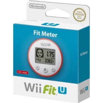 Nintendo ������� WiiU Fitmeter (Red)