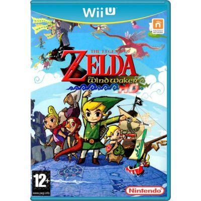 Игра для Nintendo (Wii U) Zelda Wind Waker HD