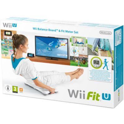 ���� ��� Nintendo (Wii U) Fit + Fitmeter Green