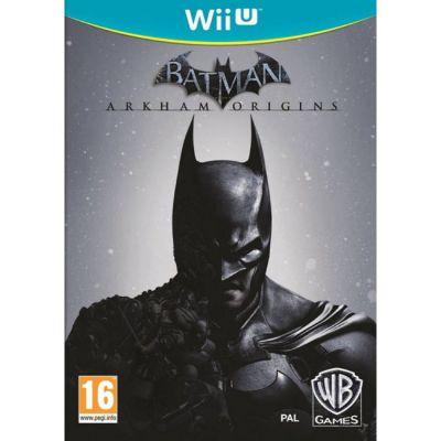 ���� ��� Nintendo (Wii U) Batman: Arkham Origins (���������� ������)