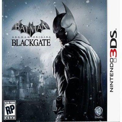 ���� ��� Nintendo (3DS) Batman: Arkham Origins. Blackgate (3DS, ���������� ������)