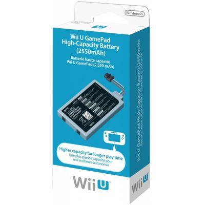 Аккумулятор Nintendo WiiU GamePad High Capacity Battery (2550mAh)