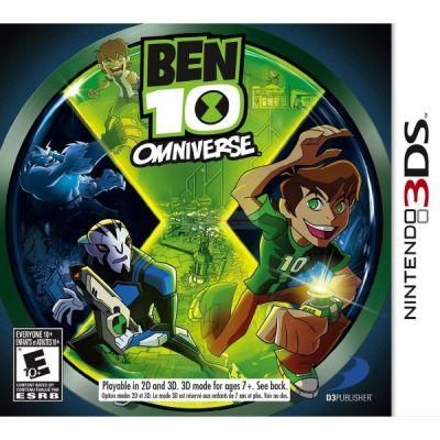 Игра для Nintendo (3DS) Ben 10: Omniverse 2 (английская версия)