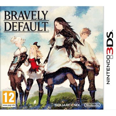 ���� ��� Nintendo (3DS) Bravely Default