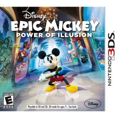 ���� ��� Nintendo (3DS) Disney Epic Mickey 2: Power of Illusion