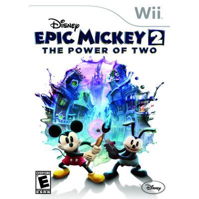���� ��� Nintendo (Wii U) Disney Epic Mickey 2: The Power of Two