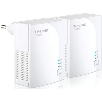 TP-Link Комплект адаптеров Powerline AV200 TL-PA2010KIT