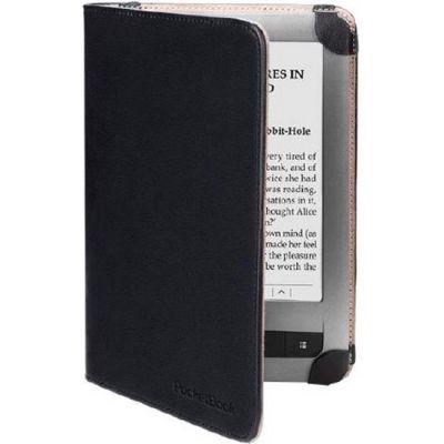 Чехол PocketBook для E-book 622/623 черный с отверстием для шнурка PBPUC-623-BC-L