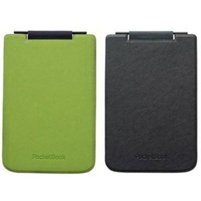 Чехол PocketBook для E-book 624 зеленый+черный PBPUC-624-GRBC-RD