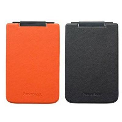 Чехол PocketBook для E-book 624 оранжевый+черный PBPUC-624-ORBC-RD
