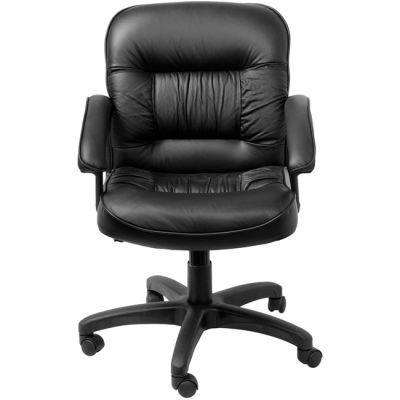 Офисное кресло Бюрократ руководителя F1 nubuk T-9908AXSN-Low/F1